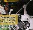"""1966, H.I.M. Give Manley """"Rod of Correction"""" of Joshua as Gift"""