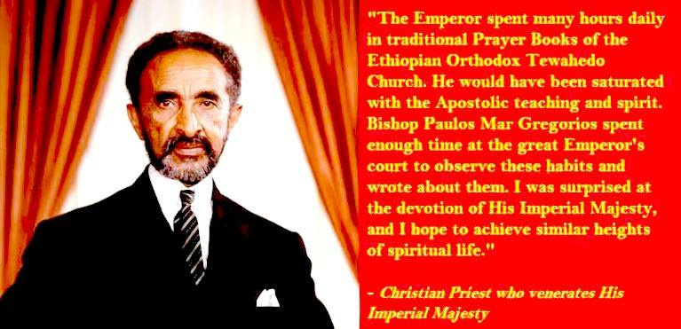 The Testament of Benjamin Haile Selassie Rastafari Tv