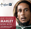 Vintage Bob Marley interview with colonial minded reporter