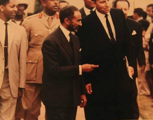 1960, July 17: H.I.M Speaks: Readiness to Defend Africa Against Oppression