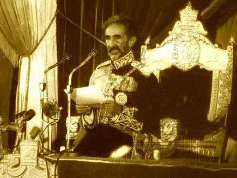 H.I.M. Emperor Haile Selassie Speech on Knowledge