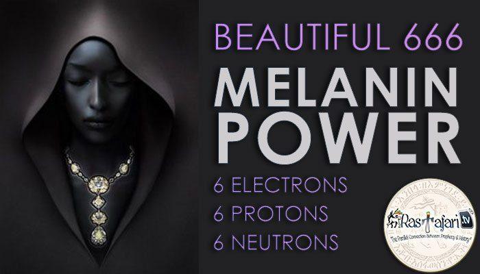 Beautiful 666 The Power Amp Impact Of Melanin The God Gene