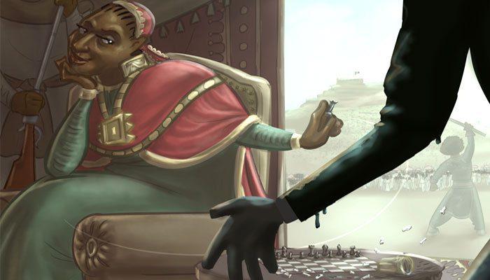 Taytu Betul (c.1851-1918): The Bad Cop Empress of Ethiopia