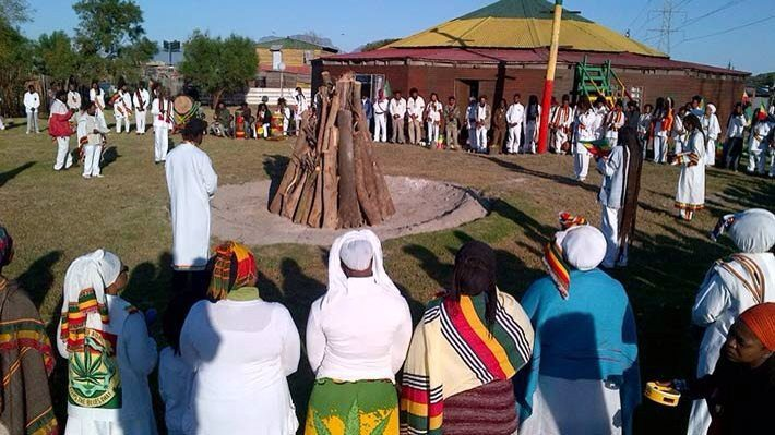 Image result for history of the rastafari nyabinghi