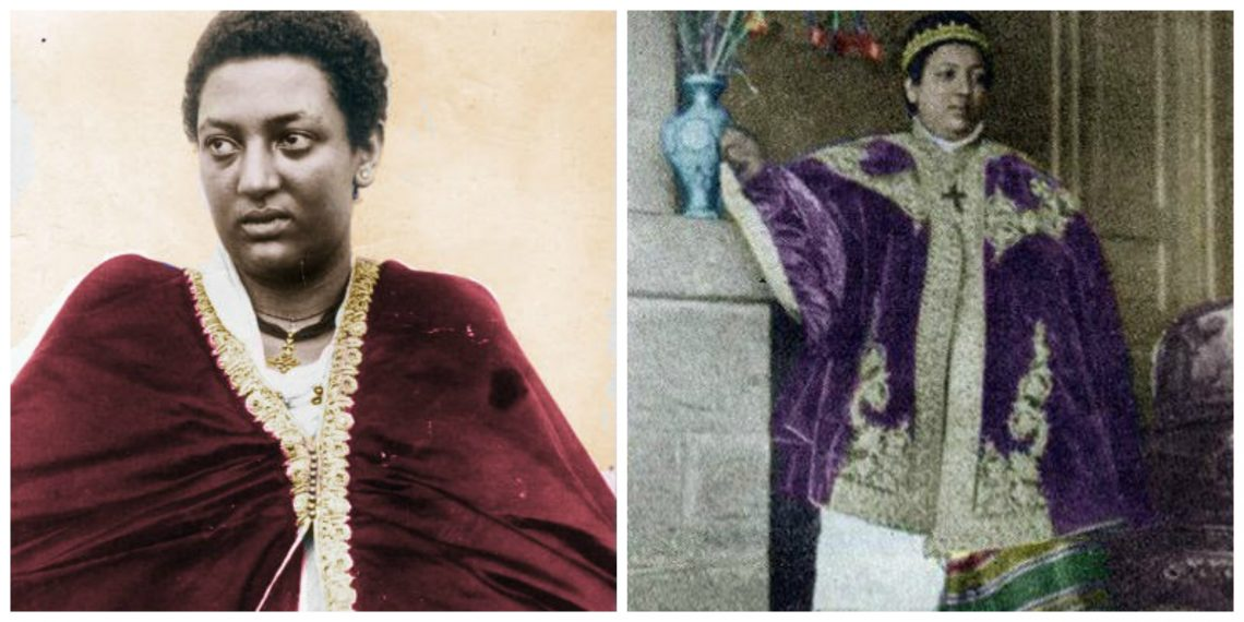 Empress Menen Asfaw: The Early Years