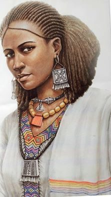 Quick Fact:  The Queen of Sheba, Intelligent, Gracious, Melodious