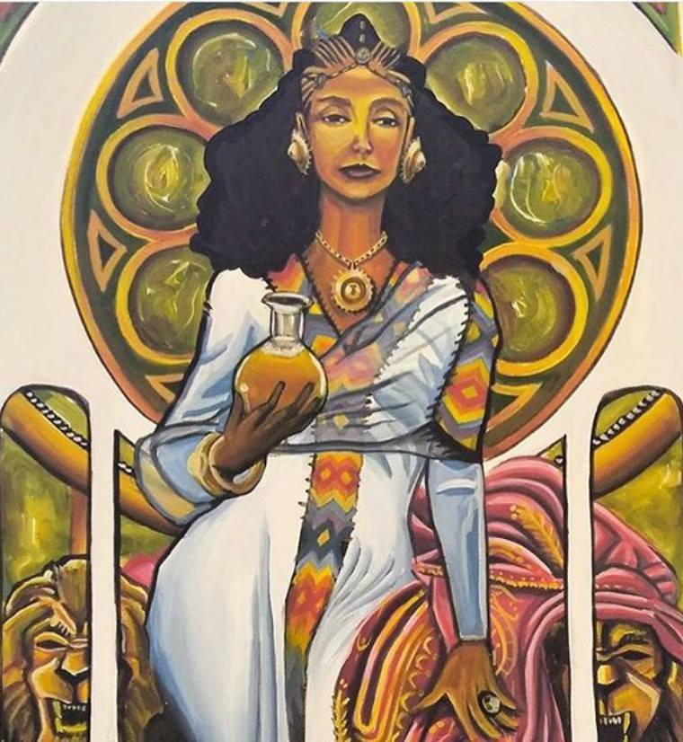 "Earliest known Arabian temple was at Ma'rib, capital of Sheba, called Mahram Bilqus, ""precincts of Queen of Sheba."""