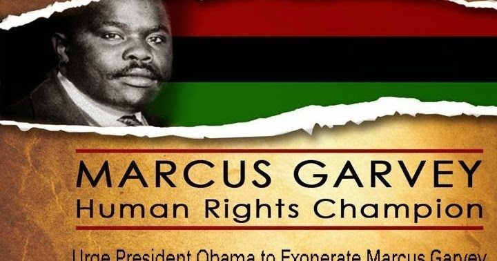 Marcus Garvey Quote: A People without knowledge of their past history…