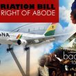 Ghana Gives Free Land to Descendants of Slaves to Repatriate: Right of Abode Bill #573