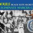 The Black Boule, Rich Elite Homosexual Secret Society paid to destroy Marcus Garvey