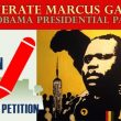 TAKE ACTION! SIGN PETITION: Exonerate Marcus Garvey - Obama Presidential Pardon
