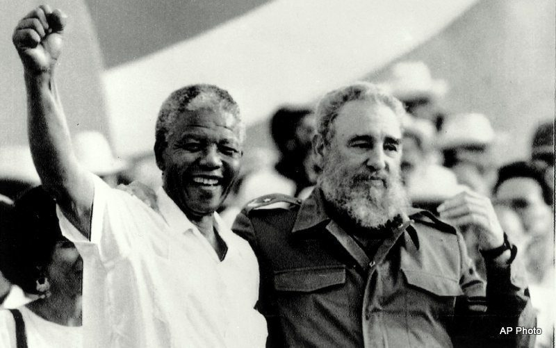 The Secret History How Cuba Helped End Apartheid in South Africa & Angola Revolution