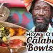 Ras Kitchen: How to Make Calabash Bowls