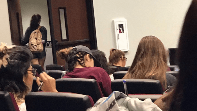 Whites walk out when professor informs all humans descend from Africa