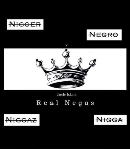 Uncle B.L.A.C.K. – Real Negus