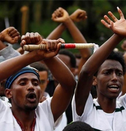 The Oromo protests have changed Ethiopia