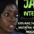 Jah9 Explains the Livity of RasTafari & Use of Marijuana for Spirituality