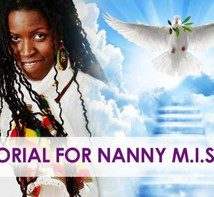 MEMORIAL: Nanny M.I.S.T.I.K. murdered in home in front of her children