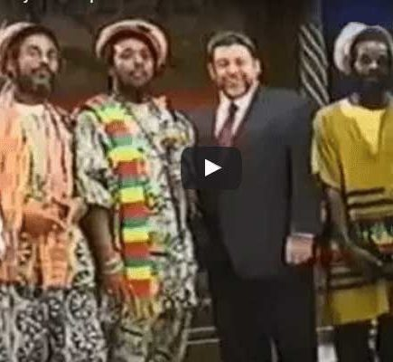 St. Vincent & Grenadines Rastafarians Historic Journey to Ethiopia with Prime Minister