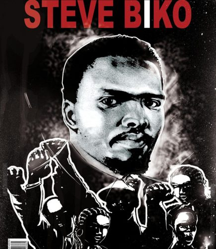 Blessed 70th Earthstrong to Steve Bantu Binko!