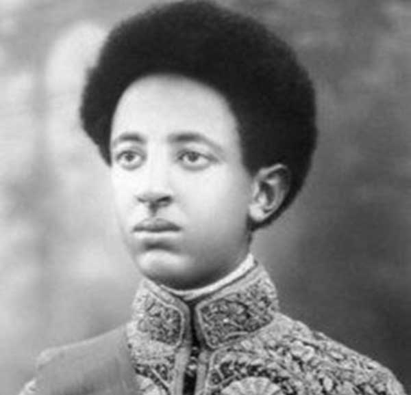 Lineage Of Our Majesty | Crown Prince Asfaw Wossen