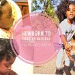 Newborn To Toddler Natural Hair Regimen