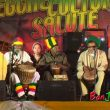 The Ethiopian World Federation Nyabinghi Drummers @ Reggae Culture Salute 2009