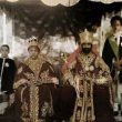 HIM Haile Selassie I coronation 1930-Addis Abeba St Georgis Church