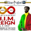 100 Year Anniversary of the RULERSHIP of H.I.M. Haile Selassie I & Defeat of Lij Iyassu