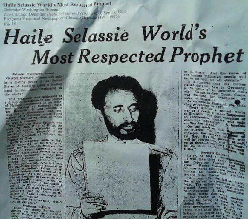 TEACHINGS OF HIS IMPERIAL MAJESTY… World Peace