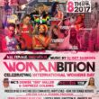 Womanbition - Wednesday, March 8, 2017 | Starts 8pm Sharp!