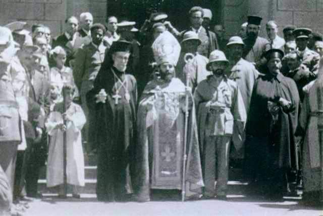 TEACHINGS OF HIS IMPERIAL MAJESTY… Address to the World Council of Churches