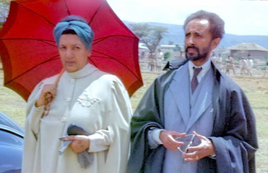 TEACHINGS OF HIS IMPERIAL MAJESTY   Ethiopia's 3000 years of independence