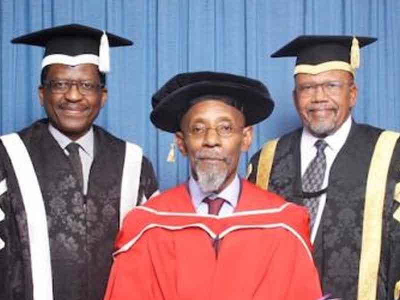 Reggae Poet Receives Doctorate Honour In South Africa