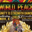 Nov. 4, World Peace: Unity is Strength 87 Coronation Dance