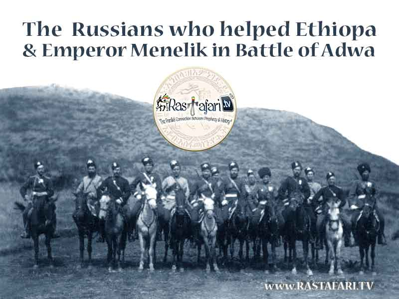 The Russians Who Fought For Ethioipia In The Battle of Adwa