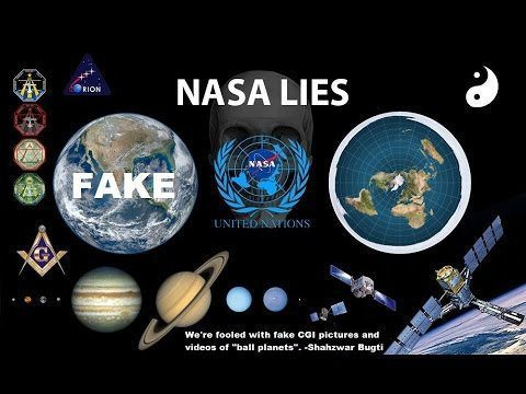 The Greatest Lie on Earth Proof NASA Lies Truth Exposed ...