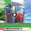 2018 Jan 12, Jamnesia Live Health Lessons Field Trip Haile Selassie High