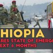 Ethiopia's state of emergency to last six months since PM resigned