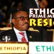 Ethiopia Prime Minister Hailemariam Desalegn Resigns After Mass Protest