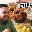 How Injera Bread Brings Together a Traditional Ethiopian Meal