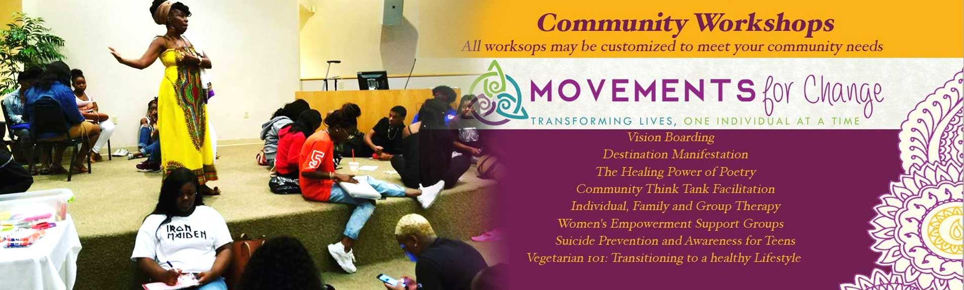 Movements for Change, LLC