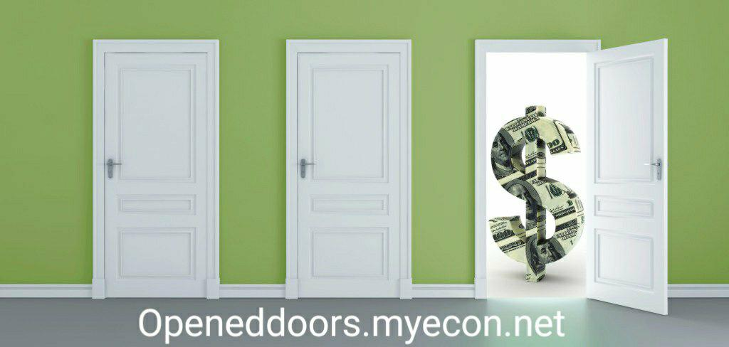 Introducing, Opened Doors/Guidance to Financial Freedom!! Your gateway to financial elevation!