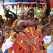 Historic rivalry between two major Akan kingdoms of Ghana ends with a hug after 300 years