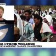 "Ethiopia ethnic violence: ""This looks like old practice"""