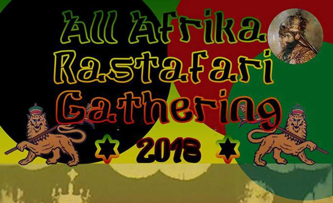All Africa Rastafari Gathering Nov 1-11, 2018 Shashamane, Ethiopia