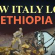 How did Italy Lose to Ethiopia? | Animated History