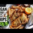 'FISH' & CHIPS | @avantgardevegan by Gaz Oakley