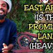 This Jamaican Artist says EAST AFRICA is HEAVEN