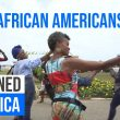 Testimonies of African Americans Who returned to Africa & settled | YEAR OF RETURN
